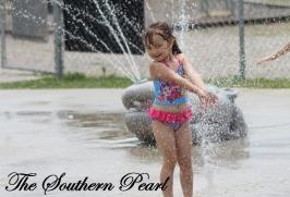 Splashing (FREE) Fun