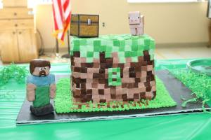 Joshlynn's Cake