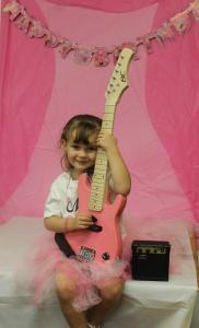 Savannah's 4th Birthday Barbie Bash