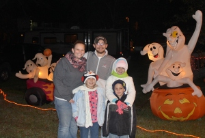 Fort Boonesborough Halloween Fest