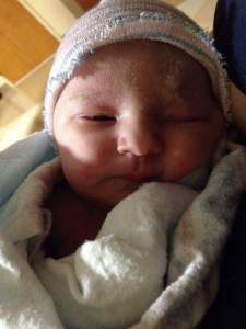 Reylin Dean's Birth Story