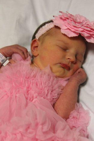 Reylin Dean's Birth Story